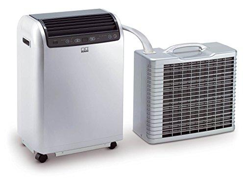 Remko RKL 491 DC Split Air Conditioner White for Space with 120m³ Cooling Capacity 4,3 kW, EEK: B