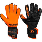 Reusch Mens Prisma Pro G3 Duo Blackhole LImited Edition Goalkeeper Gloves for Football