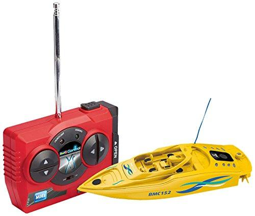 Revell 24125 BMC152 Mini Boot Remote Controlled Boat (Yellow)
