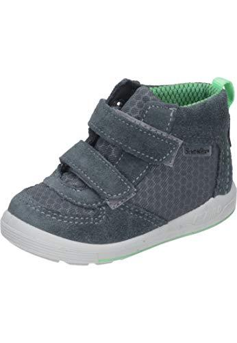 RICOSTA Boys' 20.26100 Hi-Top Trainers Grey Size: 6 Child UK