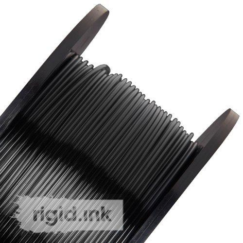 rigid.ink The Most Reliable Translucent Black PETG Filament 1.75mm for 3D Printing and Pens *0.03mm+/- Tolerance* 3D Printer Filament 1KG Spool
