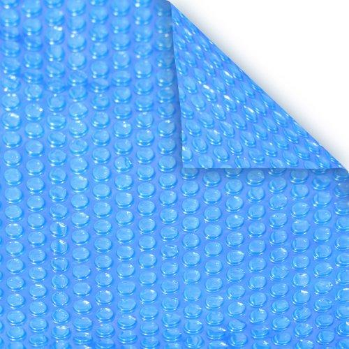 Robelle 1530S-12 BOX Premium Solar Cover for 15 by 30-Feet Oval Swimming Pool, Blue