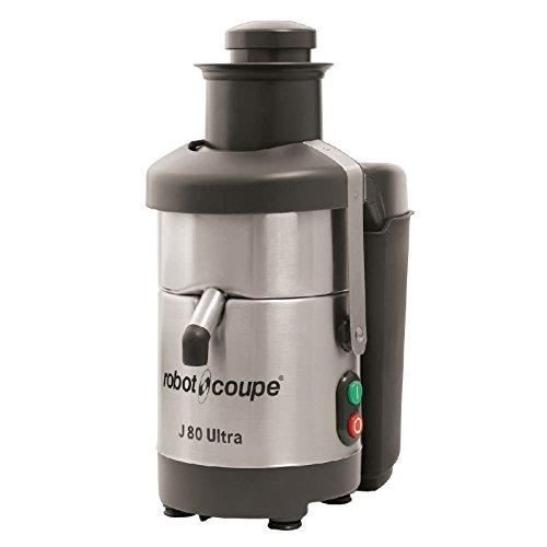 Robot Coupe Automatic Juicer J80 Ultra 505(H)x 235(W)x 420(D)mm 6.5Ltr 550W Motor