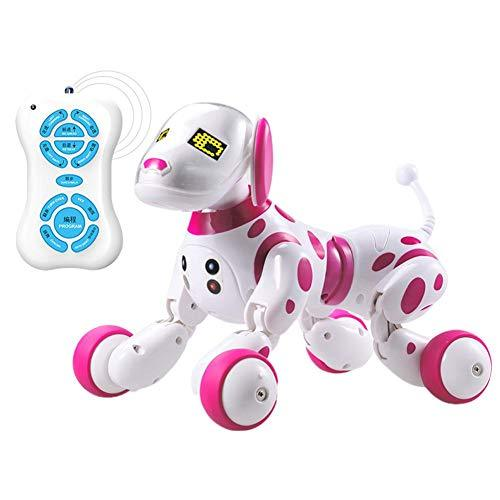 Robot Dog Wireless Remote Control Intelligent Children's Smart Toys Talking Dog Robot Electronic Pet Toy Birthday Gift