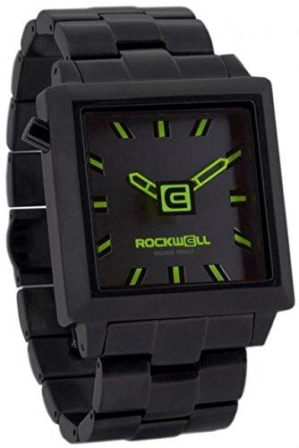 Rockwell Time Men's 40mm 2 Watch, Black/Green