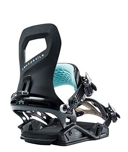 Rome Snowboards Guild Snowboard Bindings - Women's, Black, Medium/Large