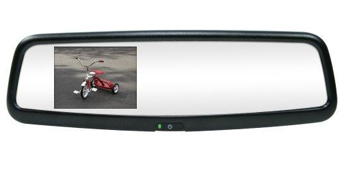 Rostra 250-8804-CMOS Magna 3.5-Inch TFT LCD Slim Rear View Mirror Monitor and 1/4-Inch CCD Color Camera