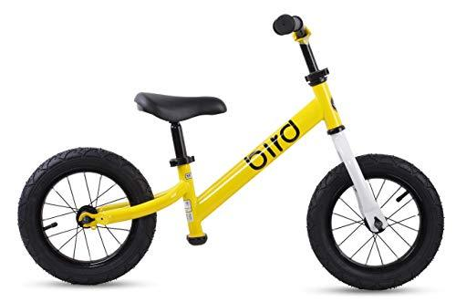 Royalbaby Bird Kids Balance Bike, Yellow, 12 x 12.9 in