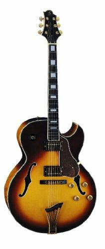 Samick Greg Bennett Design JZ3Vintage Sunburst Electric Guitar, Vintage Sunburst