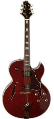 Samick Greg Bennett Design JZ3Wine Red Electric Guitar, Wine Red