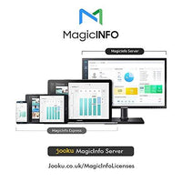 Samsung MagicInfo License - MagicInfo Datalink License BW-MIE30DA for use  on MagicInfo Server - Provided by Jooku Samsung Certified MagicInfo Digital