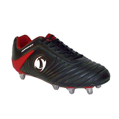 Samurai Katana Mid Hard Toe Junior Rugby Boots - UK 3 / US 4 / EU 35.5