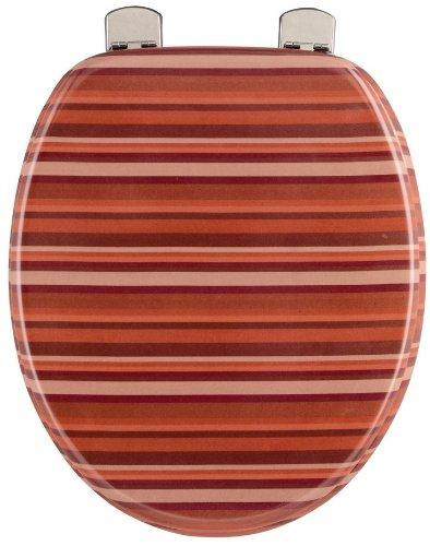 Sanitop-Wingenroth 40595 9 Toilet Seat with Terracotta