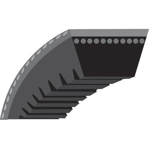 "'Scalloped V-Ribbed Belt for Lawn Mowers autotractées Ariens Model 21 ""Walk Behinds Section 3/8"" L: 32 1/4)-No. Original: 72171"