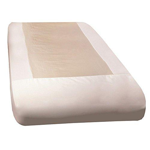 Secure Sit and Slide Fitted Sheets - DOUBLE (Eligible for VAT relief in the UK)