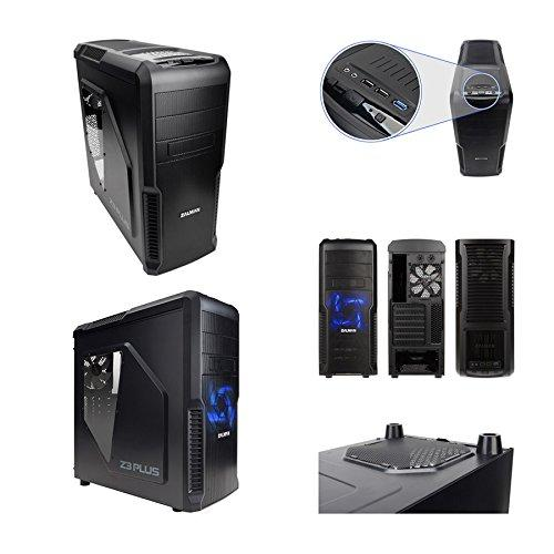 Sedatech Ultimate Gaming PC Intel i7-8700K 6x 3 70Ghz (max