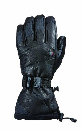 Seirus Innovation Heat Touch Inferno Glove, Black, X-Large