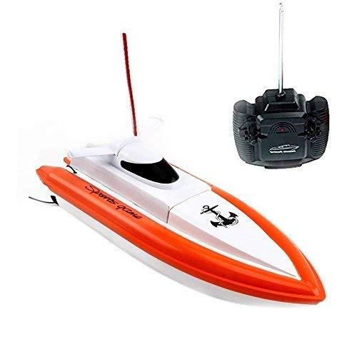 SGOTA RC Boat High Speed Remote Control Boat Racing Boat for Lake/Pool/Pond(Only Works in Water)