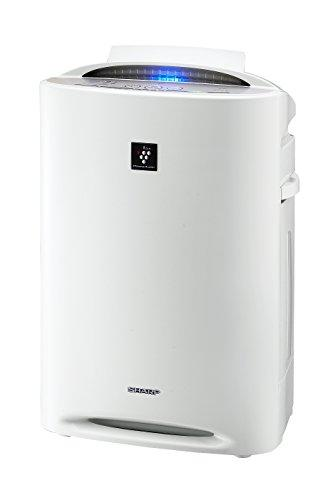 SHARP Air Purifier with Humidifying Function 400mL/h White Powerful Plasmacluster7000 KC-B40-W