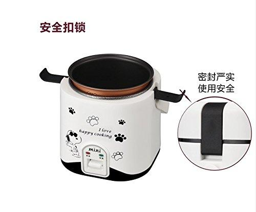 Shengdao 1 2l 3 Cup Mini Electric Rice Cooker For 1 2 Person Small