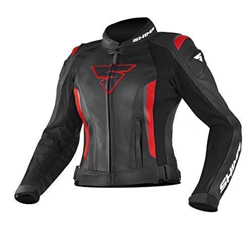 Shima Miura Jacket Sports Protection with Armoured Women's Motorcycle Leather Suit for Women