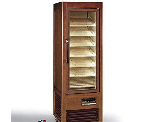 Showcase humidifier cigars 350 lt Temp. +18 °C Dimensions 607x617x1850cm