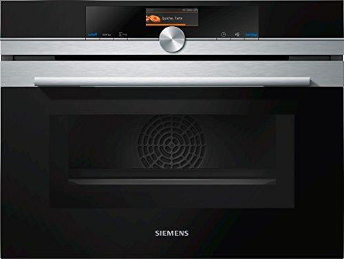 Siemens cm636gns1 IQ700 Oven Electric /45 L / Stainless Steel/Integrated Microwave/4d Hot Air