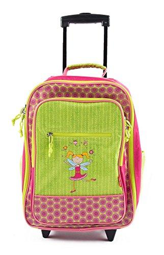 sigikid Children's Luggage, 40 cm, 22 Liters, Green 24546