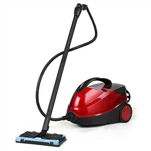 SIMBR Steam Cleaner, Steam Mop 4.5 Bar 2000Watt Steamer Multifunctional with 17 Accessories for Most Floors, Windows, Carpet, Garment and More