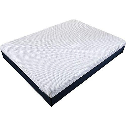 Simmons Mattress in a Box, Foam White, king