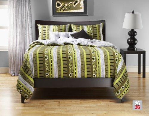 Siscovers Radiant Flux 6-Piece Duvet Set, Queen