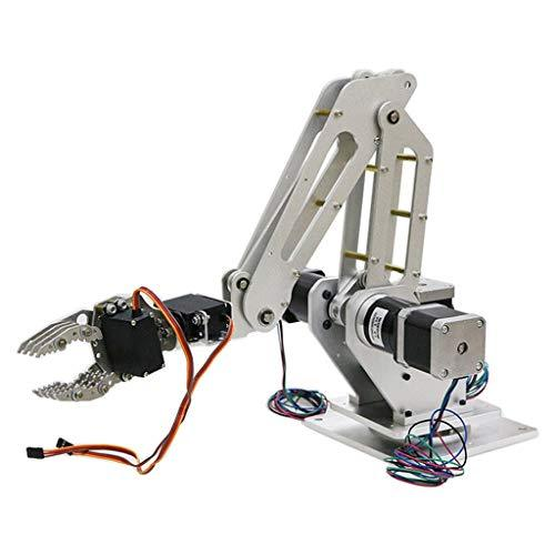 SM SunniMix 3 DOF Robot Arm Building Kit with Gripper, Motor, Servo, MEGA2560 R3 board, For 3D Printer 1.4 Control Board