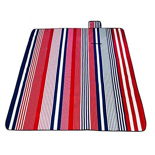 Small Ball Carpet-Waterproof Pocket Beach Outdoor Camping Mat Blanket Lightweight Compact Outdoor Picnic Mat Ground Sheet Tarp Camping Mat200X200CM