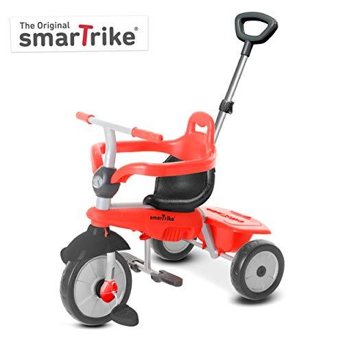 Smartrike 6070500 Breeze Baby Tricycle, Red