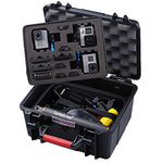 Smatree SmaCase GA700-3 Floaty/Water-Resist Hard Case For GoPro Hero 2018 Action Camera/Gopro Hero 7/6/5/4/3+/3/2/1(Camera and Accessories NOT included)