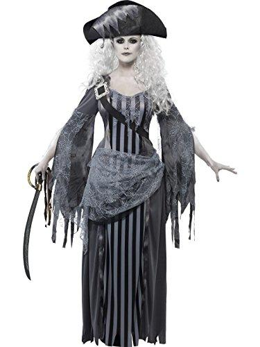 Smiffyu0027s Adult Womenu0027s Ghost Ship Princess Costume Dress and Hat Ghost Ship Halloween  sc 1 st  High Quality Store - Shopify & Smiffyu0027s Adult Womenu0027s Ghost Ship Princess Costume Dress and Hat ...