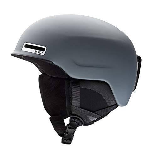 Smith Helmet Maze Men's Outdoor Ski Helmet available in Matte Charcoal - Size 55 - 59 cm