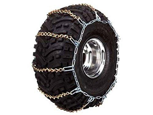 Snow Chains 18x9.5-8 Lawn Tractor Snow Blower Riding Mowers Sweeper
