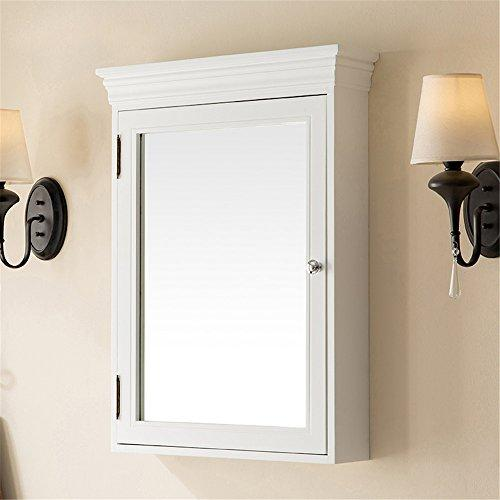 Solid Wood american Bathroom Cabinet Mirror Container Combinations, Continental Toilet Mirror the Storage Box To Hide Mirror With Rack Enclosure, american So Old: Wide 60Cm High 80 Cm