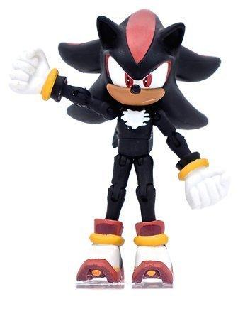 "Sonic the Hedgehog Exclusive Action Figure Shadow the Hedgehog (3.5"") by Zoofy International"