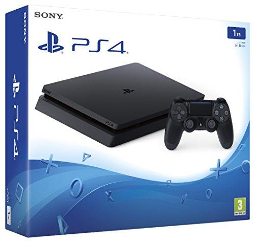 Sony PlayStation 4 1TB Console - Black
