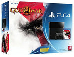 Sony PlayStation 4 - game consoles (PlayStation 4, HDD, Black, 802.11b, 802.11g, 802.11n, GDDR5, AMD Jaguar)