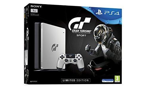 Sony PlayStation 4 Slim 1TB Limited Edition GT Sport Console