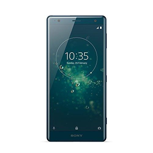 Sony Xperia XZ2 UK SIM-Free Smartphone - Deep Green/Blue [UK]