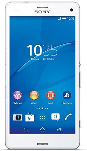 Sony Xperia Z3 Compact UK SIM-Free Smartphone - White