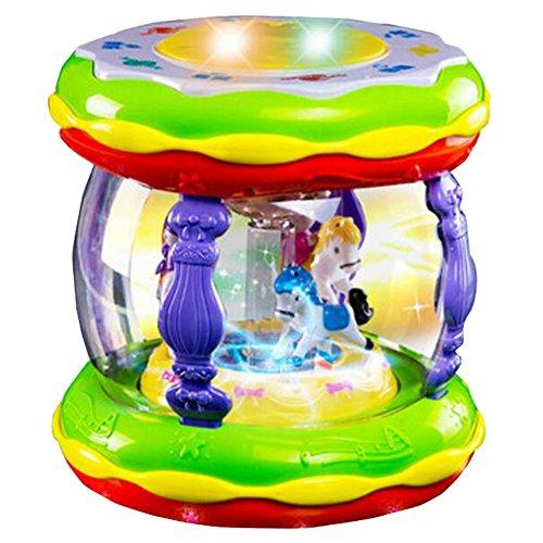 Special Educational Musical Instrument Electronic Hand Beat Drum for Kids
