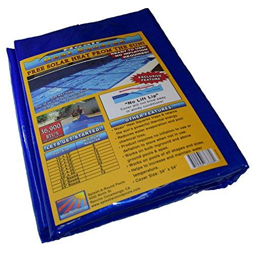 Splash-A-Round Pools S-5454 Sun Squares Solar Heating Cover