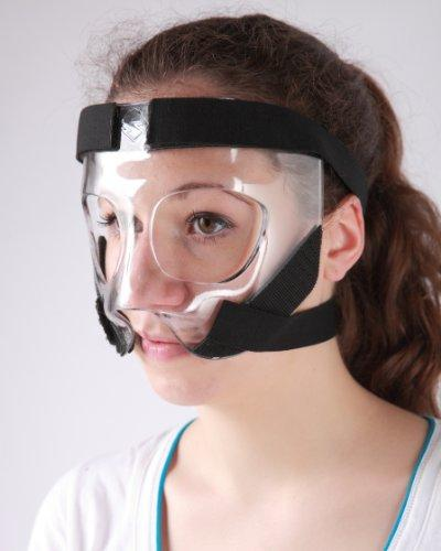 Sports Knight - Nose Guard/Face Shield - Basketball, Soccer, Rugby, All Sports