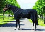 Sportz-Vibe Horse Rug Black/Green Large