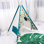 SSLW Play Tent for Kids Indian Tree Indoor Game House Baby Birthday Gift Parenting Toy (White)